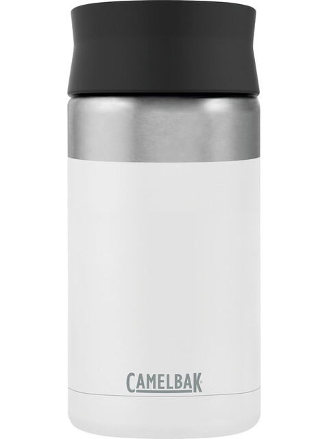 CamelBak Hot Cap Vacuum Insulated Stainless Bottle 400ml white
